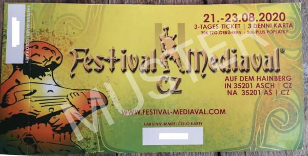 Ticket 2020 CZ