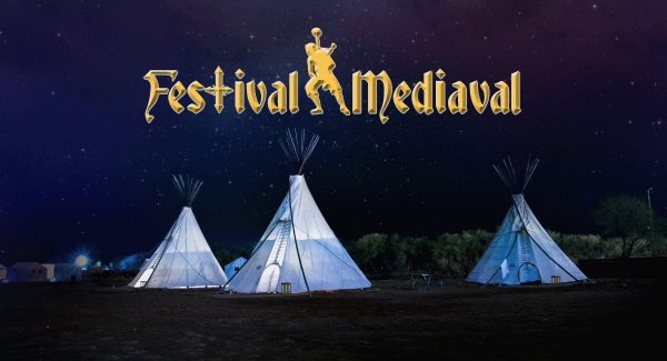 Festival-Mediaval Campingticket
